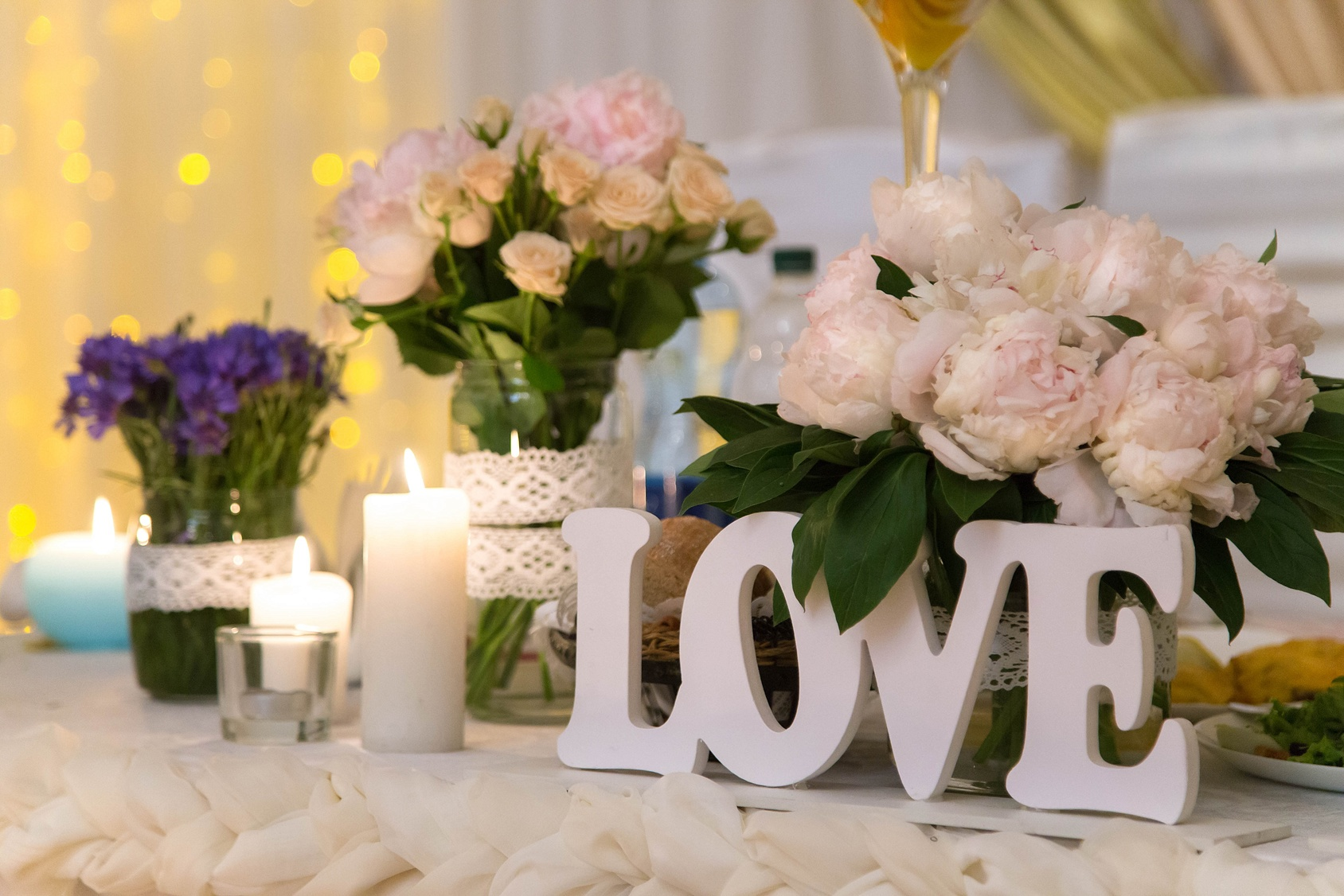 organizations invited, love letters